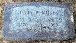 Julia Bell <i>Harris</i> Moses