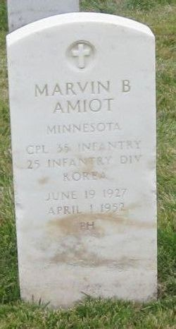 Marvin B Amiot