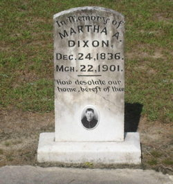 Martha Ann <i>Winn-Powers</i> Dixon