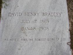 David Henry Bradley