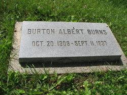Burton Albert Burns