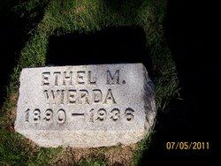 Mrs. Ethel Mae <i>Kardux</i> Wierda
