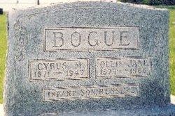 Josiah Morris Cyrus Bogue