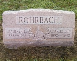 Charles E Rohrbach