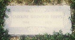 Caroline Lilly Carrie <i>Sherwood</i> Phipps