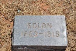 Solon Curtice, Sr