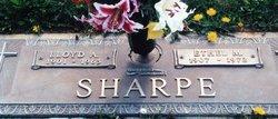 Ethel Mae <i>Lineberry</i> Sharpe