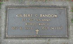 Gilbert Carl Bandow