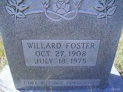Willard Foster