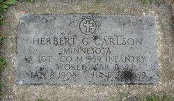 Herbert G Carlson