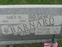 William Anderson Barnard, Sr