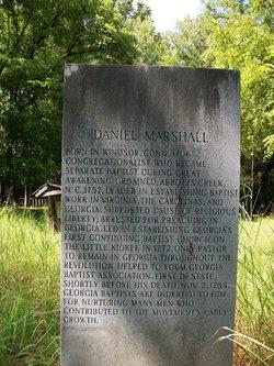 Rev Daniel Marshall