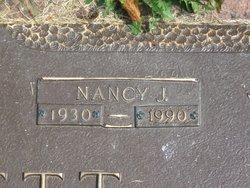Nancy J <i>Shannon</i> Maffett