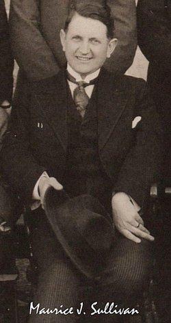 Maurice Joseph Sullivan