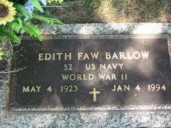 Edith Faw Barlow