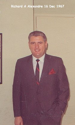 Richard Alan Alexandre