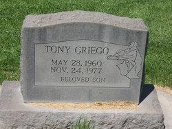 Tony Griego
