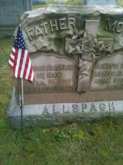 Pvt Morgan Allspach