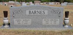 Ruth Virginia <i>Bass</i> Barnes