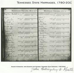 Martha A. Aunt Mattie <i>Blair</i> Billingslay