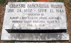 Celeste Langdon <i>Blackwell</i> Allen