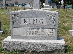 James H King