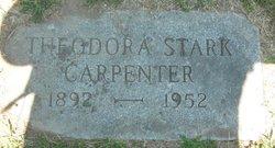 Theodora <i>Stark</i> Carpenter
