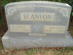 America Blanton