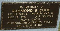 Raymond B Cook