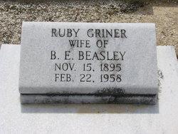 Ruby <i>Griner</i> Beasley