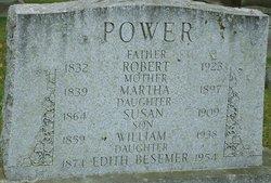 Edith <i>Power</i> Besemer