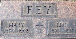 Mary A <i>Keddie</i> Fey