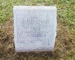 Charles Edward Rohrbach