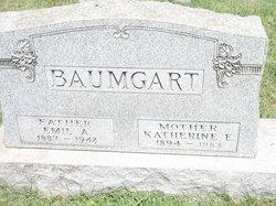 Emil Albert Baumgart
