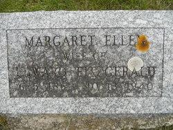 Margaret Ellen Maggie <i>O'Neill</i> Fitzgerald