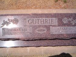 Clara Laverta <i>Blue</i> Guthrie