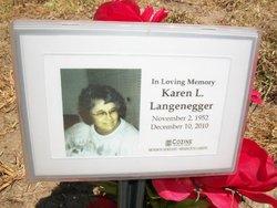 Karen L Langenegger