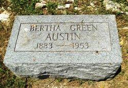 Bertha <i>Green</i> Austin