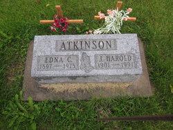 J Harold Atkinson