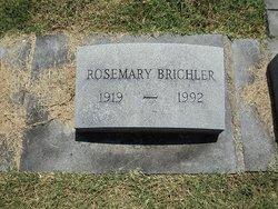 Rosemary <i>Connors</i> Brichler