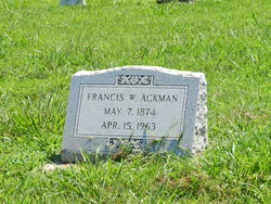 Francis W. Ackman