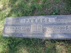 Ida May <i>Ray</i> Parmer