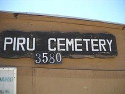 Piru Cemetery