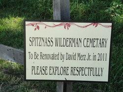 Spitznass-Wilderman Cemetery
