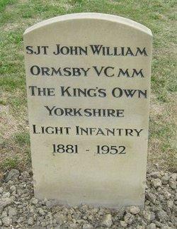 John William Ormsby