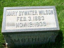 Mary J. <i>Bywater</i> Wilson