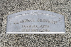 Clarence Everett Brunkow