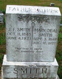 Mary Caroline <i>Deal</i> Smith