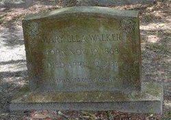 Mary Ella <i>Jackson</i> Walker