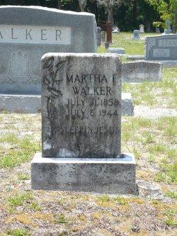 Martha Fredonia <i>Jackson</i> Walker